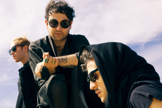 8 - Unknown Mortal Orchestra - Neil Krug