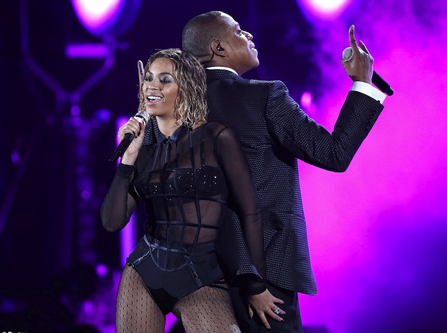 Beyonce-and-Jay-Z-Grammy-performance