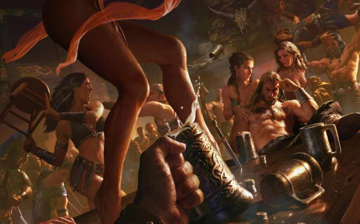Viking-Party