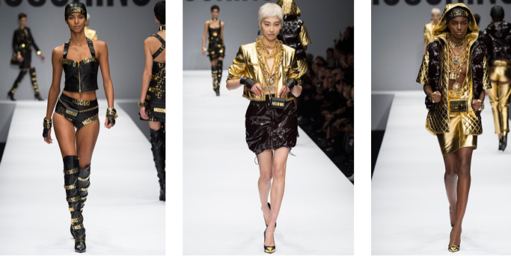 Jeremy Scott Moschino fall-winter 2014 - Timeless Look Blog 5