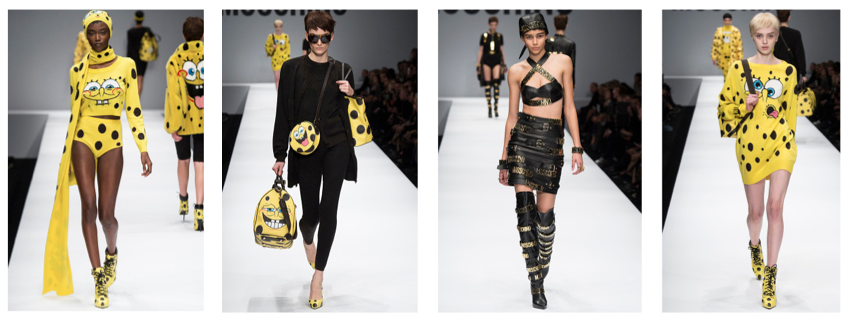 Jeremy Scott Moschino fall-winter 2014 - Timeless Look Blog