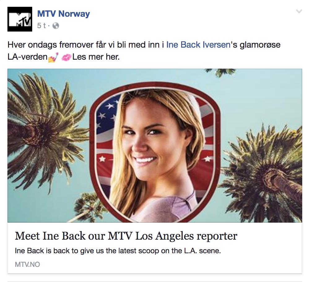 145f3132 It's official! – Ine Back Iversen